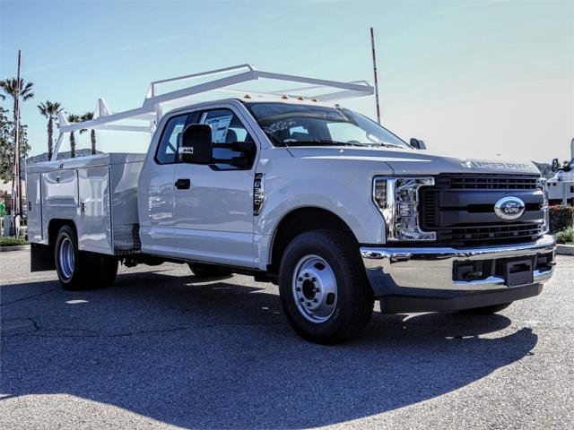 2019 F-350 Super Cab DRW 4x2,  Scelzi Service Body #FK2201 - photo 6