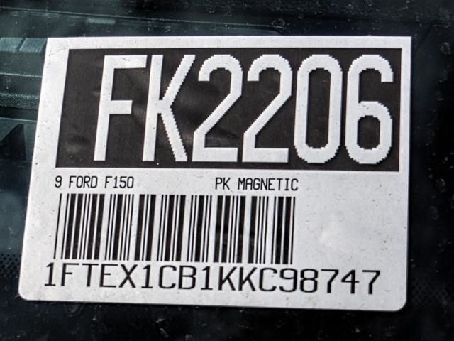 2019 F-150 Super Cab 4x2,  Pickup #FK2206 - photo 11