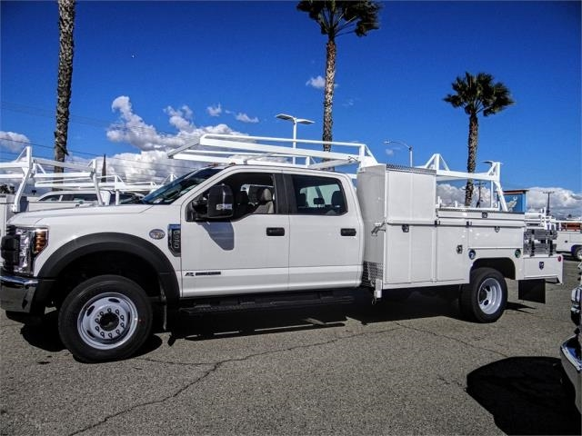 2019 F-450 Crew Cab DRW 4x2,  Scelzi Combo Body #FK2219 - photo 3