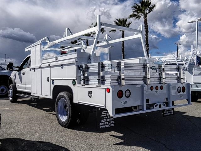 2019 F-450 Crew Cab DRW 4x2,  Scelzi Combo Body #FK2219 - photo 2
