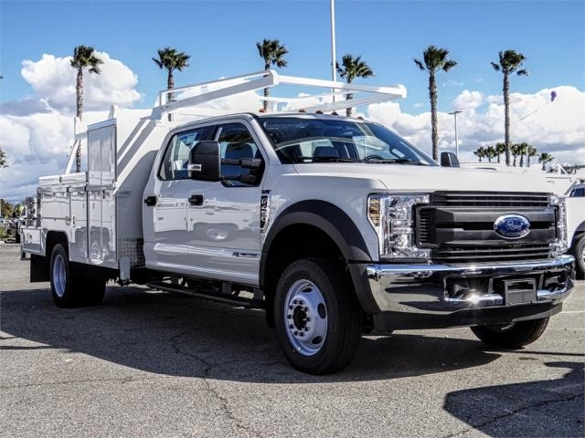 2019 F-450 Crew Cab DRW 4x2,  Scelzi Combo Body #FK2219 - photo 6