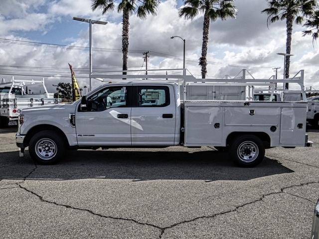 2019 F-350 Crew Cab 4x2,  Scelzi Contour Service Body #FK2221 - photo 3