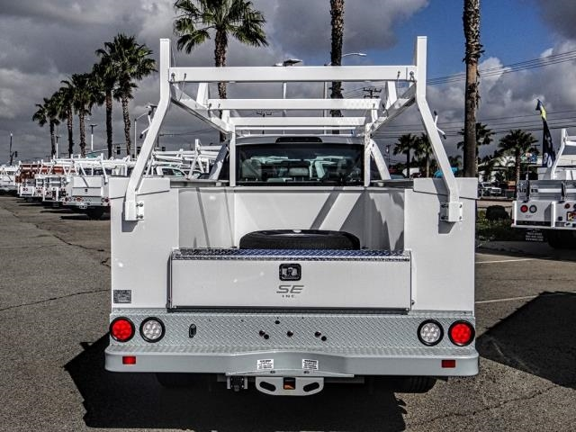 2019 F-350 Crew Cab 4x2,  Scelzi Contour Service Body #FK2221 - photo 4