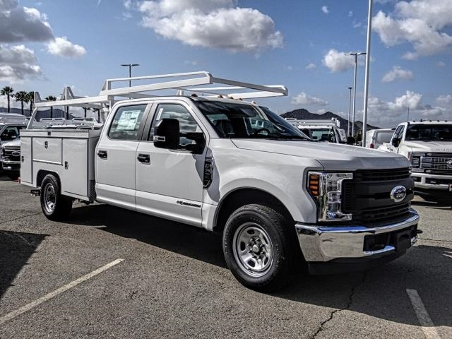2019 F-350 Crew Cab 4x2,  Scelzi Contour Service Body #FK2221 - photo 7