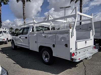 2019 F-350 Crew Cab 4x2,  Scelzi Contour Service Body #FK2221 - photo 2