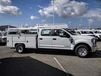 2019 F-350 Crew Cab 4x2,  Scelzi Contour Service Body #FK2221 - photo 6