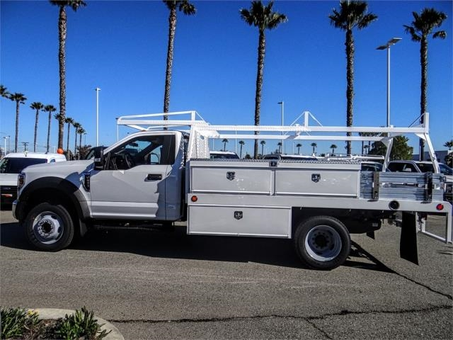 2019 F-450 Regular Cab DRW 4x2,  Scelzi Contractor Body #FK2268 - photo 3