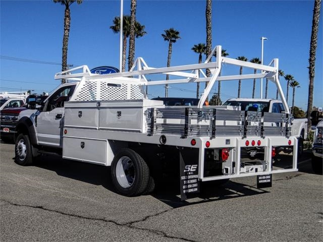 2019 F-450 Regular Cab DRW 4x2,  Scelzi Contractor Body #FK2268 - photo 1