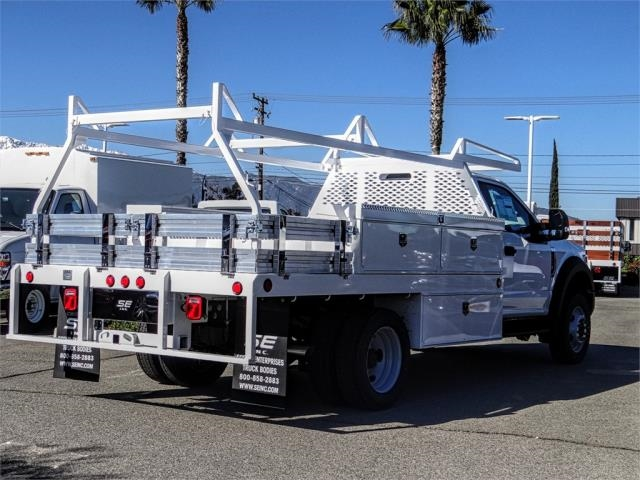 2019 F-450 Regular Cab DRW 4x2,  Scelzi Contractor Body #FK2268 - photo 4