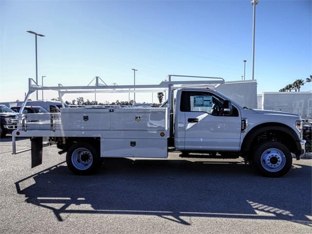2019 F-450 Regular Cab DRW 4x2,  Scelzi Contractor Body #FK2268 - photo 5