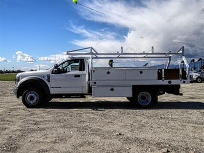 2019 F-550 Regular Cab DRW 4x2,  Royal Contractor Body #FK2269 - photo 3