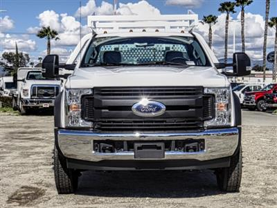 2019 F-550 Regular Cab DRW 4x2,  Royal Contractor Body #FK2269 - photo 8