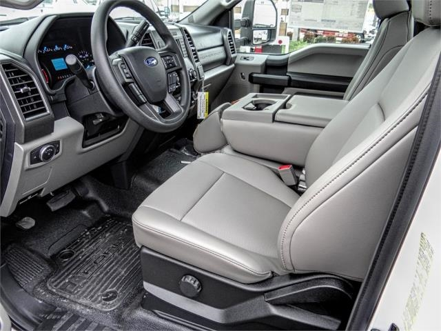 2019 F-550 Regular Cab DRW 4x2,  Royal Contractor Body #FK2270 - photo 7