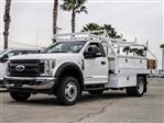 2019 F-550 Regular Cab DRW 4x2,  Royal Contractor Body #FK2270 - photo 1