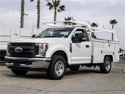 2019 F-350 Regular Cab 4x2,  Scelzi Contour Service Body #FK2292 - photo 1
