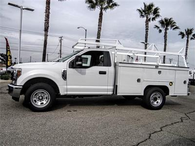2019 F-350 Regular Cab 4x2,  Scelzi Contour Service Body #FK2292 - photo 3