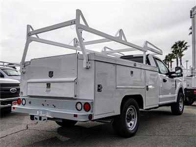 2019 F-350 Regular Cab 4x2,  Scelzi Contour Service Body #FK2292 - photo 4