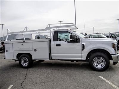 2019 F-350 Regular Cab 4x2,  Scelzi Contour Service Body #FK2292 - photo 5