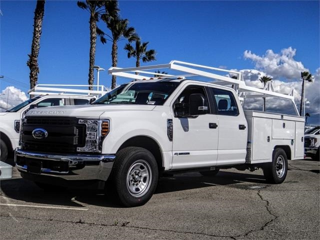 2019 F-350 Crew Cab 4x2,  Scelzi Service Body #FK2293 - photo 1
