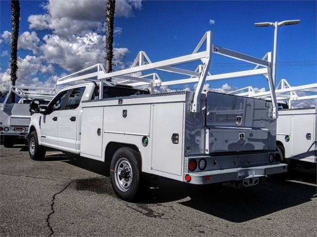 2019 F-350 Crew Cab 4x2,  Scelzi Service Body #FK2293 - photo 2