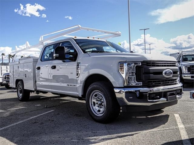 2019 F-350 Crew Cab 4x2,  Scelzi Service Body #FK2293 - photo 6
