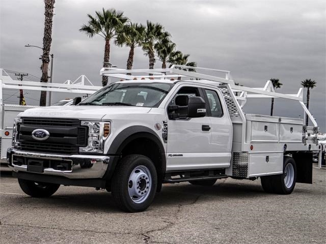 2019 F-450 Super Cab DRW 4x2,  Scelzi Contractor Body #FK2294 - photo 1
