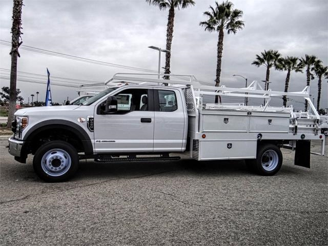 2019 F-450 Super Cab DRW 4x2,  Scelzi Contractor Body #FK2294 - photo 3