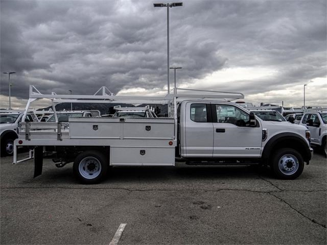 2019 F-450 Super Cab DRW 4x2,  Scelzi Contractor Body #FK2294 - photo 5