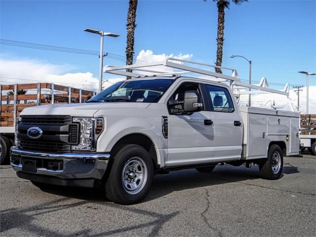 2019 F-350 Crew Cab 4x2,  Scelzi Service Body #FK2316 - photo 1