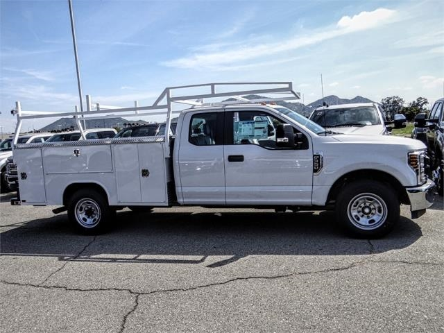 2019 F-350 Super Cab 4x2,  Harbor TradeMaster Service Body #FK2318 - photo 6
