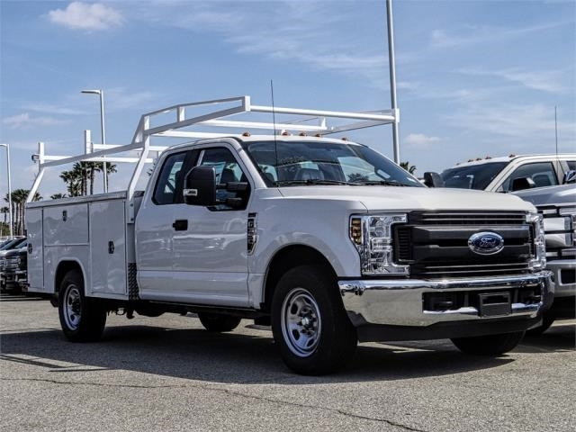 2019 F-350 Super Cab 4x2,  Harbor TradeMaster Service Body #FK2318 - photo 7