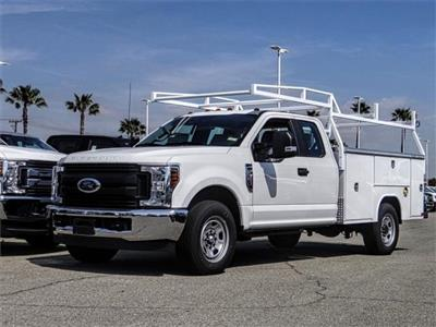 2019 F-350 Super Cab 4x2,  Harbor TradeMaster Service Body #FK2318 - photo 1