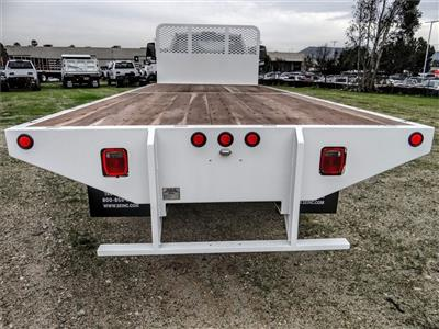 2019 F-650 Regular Cab DRW 4x2, Scelzi SFB Flatbed #FK2378 - photo 9