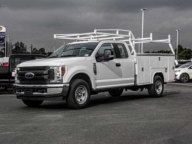 2019 F-350 Super Cab 4x2,  Harbor TradeMaster Service Body #FK2380 - photo 1