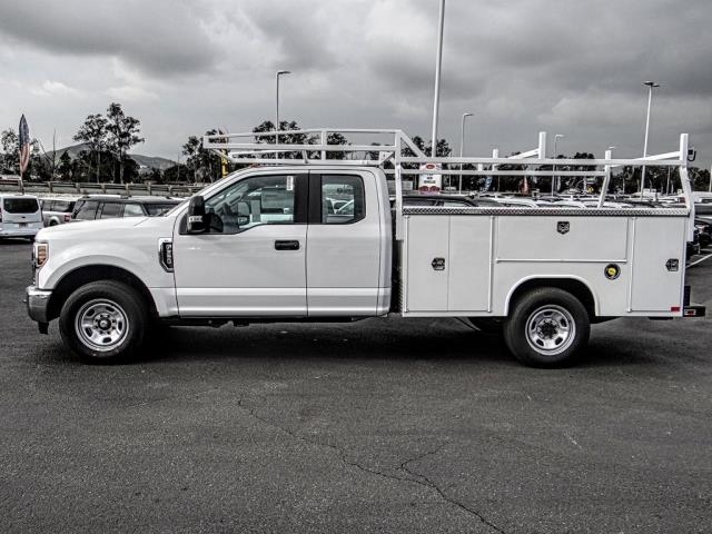 2019 F-350 Super Cab 4x2,  Harbor TradeMaster Service Body #FK2380 - photo 3