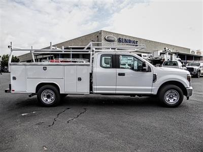 2019 F-350 Super Cab 4x2,  Harbor TradeMaster Service Body #FK2380 - photo 6