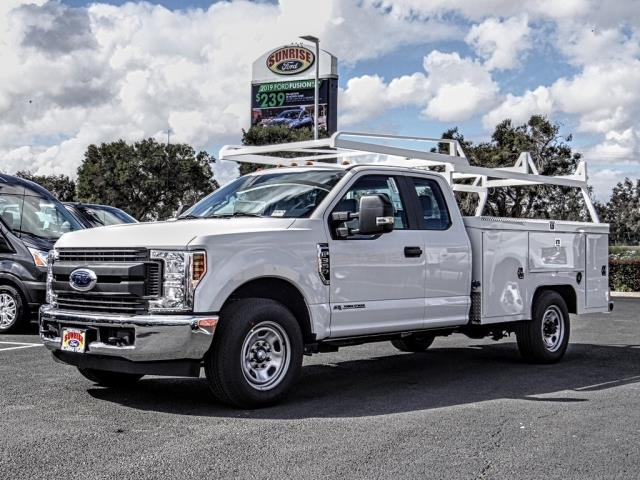 2019 F-350 Super Cab 4x2,  Scelzi Service Body #FK2382 - photo 1