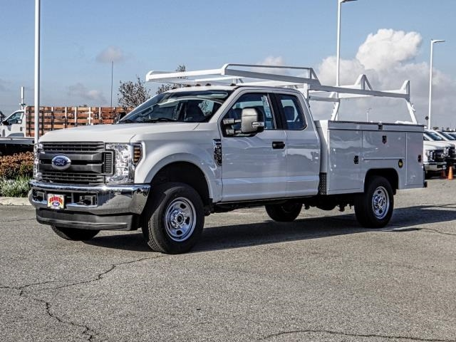 2019 F-350 Super Cab 4x4,  Scelzi Service Body #FK2383 - photo 1