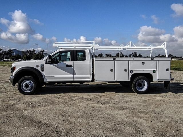 2019 F-550 Super Cab DRW 4x2,  Scelzi Service Body #FK2384 - photo 1