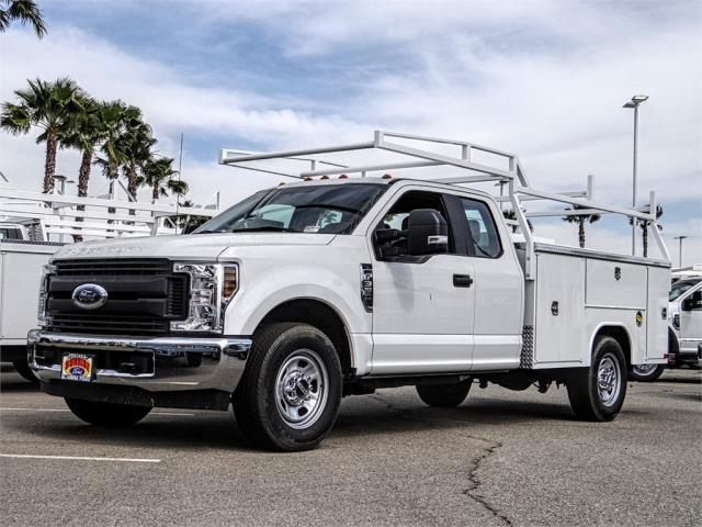 2019 F-350 Super Cab 4x2,  Harbor Service Body #FK2385 - photo 1