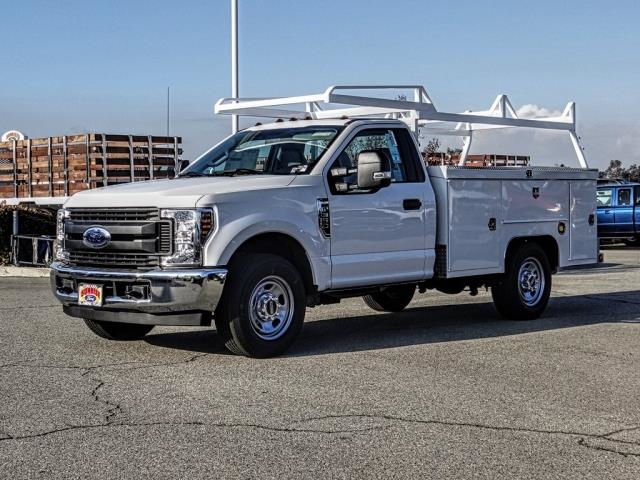 2019 F-350 Regular Cab 4x2,  Scelzi Service Body #FK2429 - photo 1