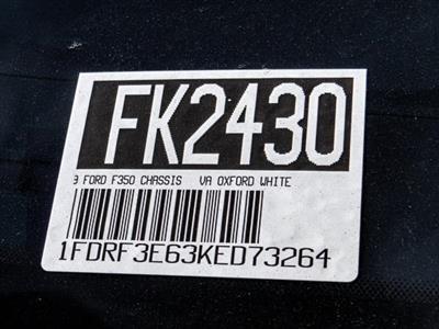 2019 F-350 Regular Cab 4x2,  Scelzi Signature Service Body #FK2430 - photo 10