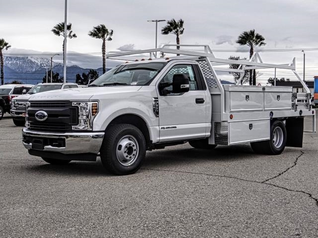 2019 F-350 Regular Cab DRW 4x2,  Scelzi Contractor Body #FK2551 - photo 1