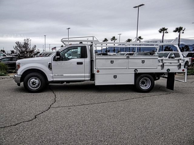 2019 F-350 Regular Cab DRW 4x2,  Scelzi CTFB Contractor Body #FK2551 - photo 3