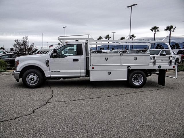 2019 F-350 Regular Cab DRW 4x2,  Scelzi CTFB Contractor Body #FK2551 - photo 3
