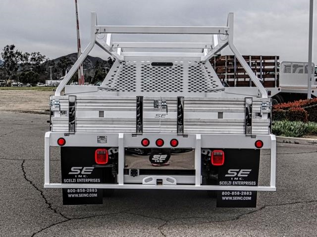 2019 F-350 Regular Cab DRW 4x2,  Scelzi CTFB Contractor Body #FK2551 - photo 4