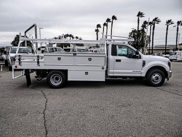 2019 F-350 Regular Cab DRW 4x2,  Scelzi CTFB Contractor Body #FK2551 - photo 6