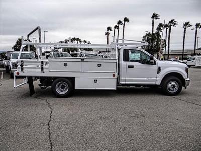 2019 F-350 Regular Cab DRW 4x2,  Scelzi CTFB Contractor Body #FK2551 - photo 6