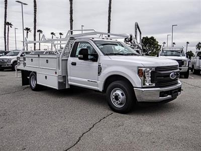 2019 F-350 Regular Cab DRW 4x2,  Scelzi CTFB Contractor Body #FK2551 - photo 7