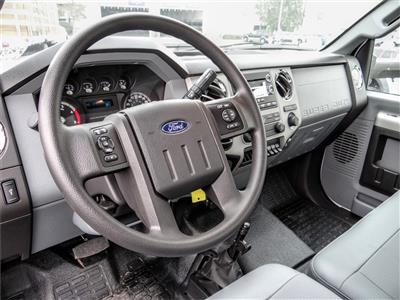 2019 F-650 Regular Cab DRW 4x2, Scelzi SFB Stake Bed #FK2608 - photo 8